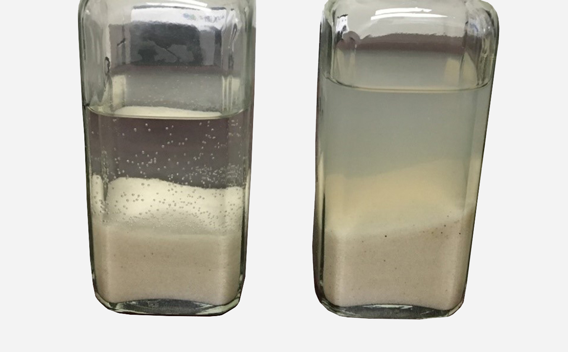 Sentinel - Turbidity Test Jar Photo